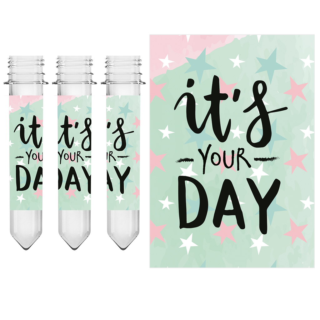 it's YOUR DAY!
